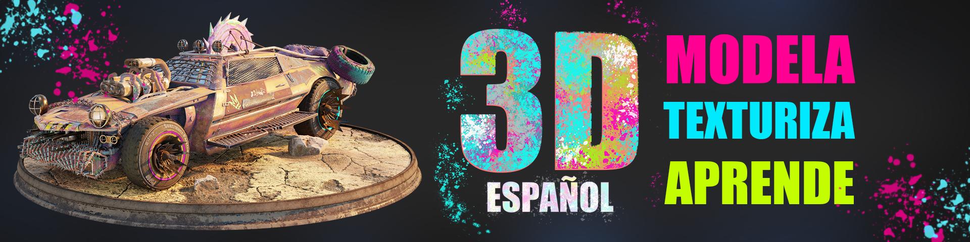 Tutoriales 3D en español